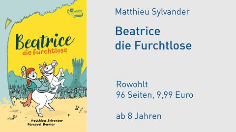 Cover Beatrice die Furchtlose