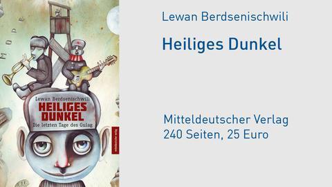 "Cover Lewan Berdsenischwili ""Heiliges Dunkel"""
