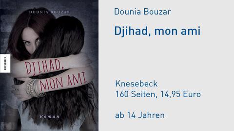 Cover Dounia Bouzar Djihad, mon ami