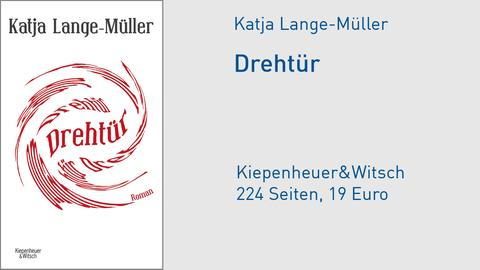 Cover Katja Lange-Müller Drehtür