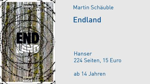 Cover Martin Schäuble Endland