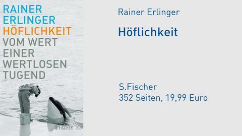 Cover Rainer Erlinger Höflichkeit