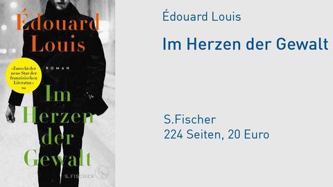 Cover Édouard Louis Im Herzen der Gewalt