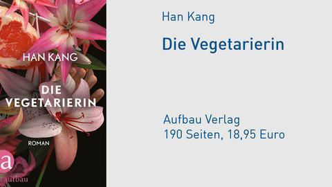 """Cover Han Kang """"Die Vegetarierin"""""""