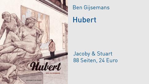 Cover Ben Gijsemans Hubert