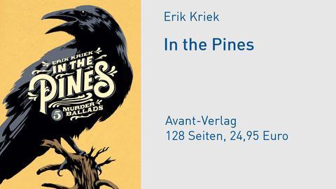 Cover In the Pines Erik Kriek