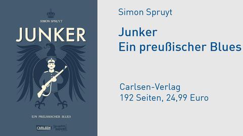 Cover Junker Simon Spruyt