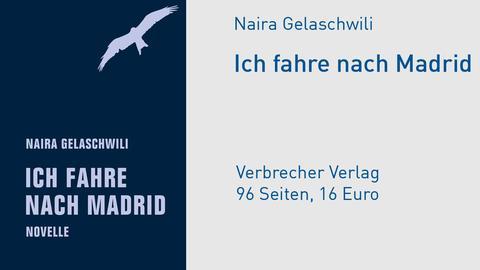 "Cover Naira Gelaschwili ""Ich fahre nach Madrid"""