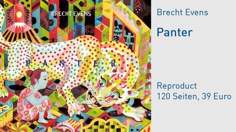 "Cover Brecht Evens ""Panter"""