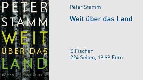 Cover Peter Stamm Weit über das Land