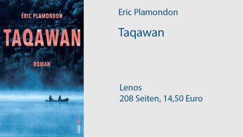 "Cover Eric Plamondon ""Taqawan"""
