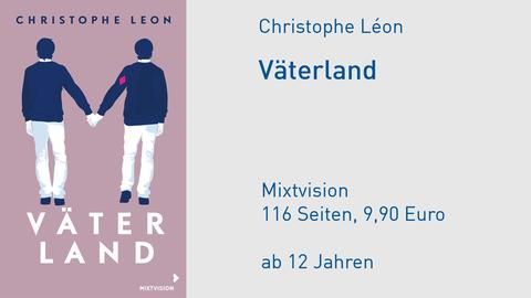 Cover Väterland von Christophe Léon