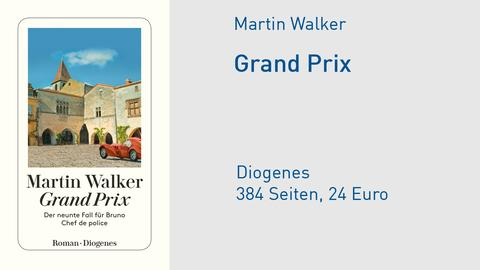 Cover Martin Walker Grand Prix