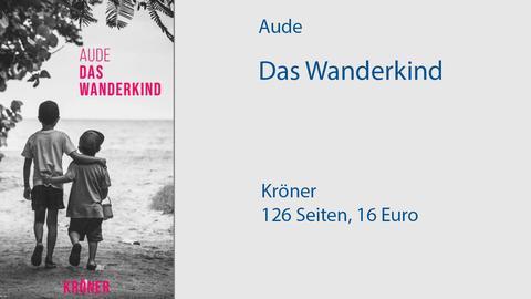 "Cover Aude ""Das Wanderkind"""