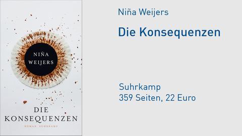 Cover Nina Weijers Die Konsequenzen
