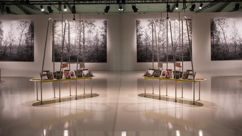 Frankfurter Buchmesse: Norwegens Ehrengast-Pavillon