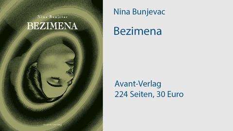 """Cover Nina Bunjevac """"Bezimena"""""""