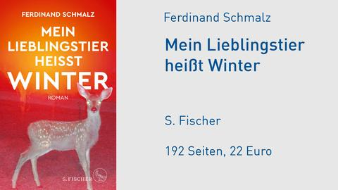 "Ferdinand Schmalz ""Mein Lieblingstier heißt Winter"" Cover"