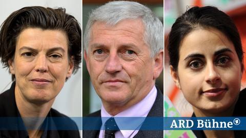 Carolin Emcke, Arnold Stadler, Sineb el Masrar