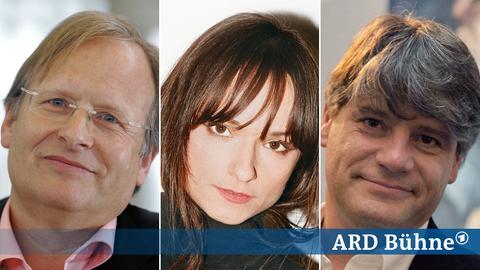 Dietrich Grönemeyer, Lena Elfrath, Raoul Schrott