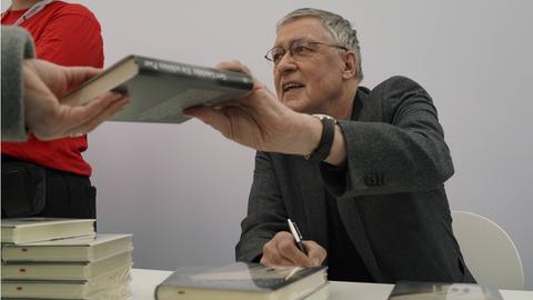 Schriftsteller Gert Loschütz