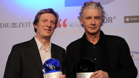 Manfred Hess und Klaus Buhlert