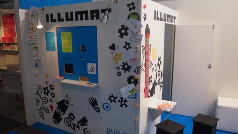 Illumat Buchmesse 2015