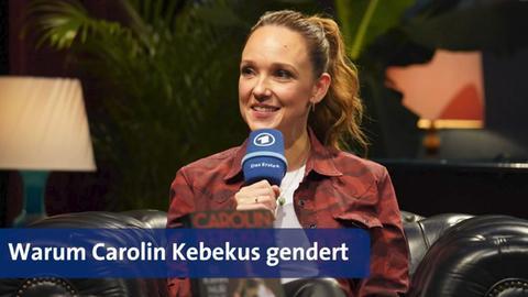 Carolin Kebekus im Interview