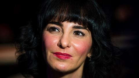 Schriftstellerin Mely Kiyak
