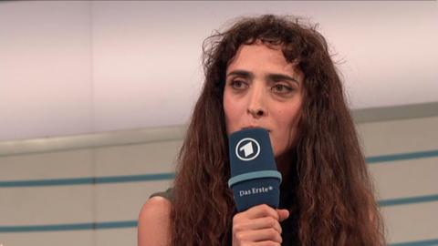 Nana Ekvtimishvili im Gespräch