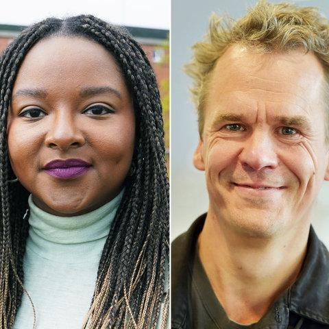 Johanna Adorján, Aminata Touré und Alex Rühle