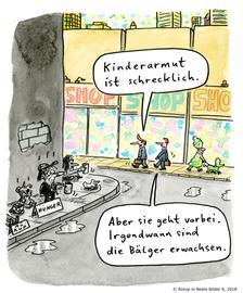 Die Nominierten zum Deutschen Cartoonpreis