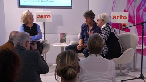 ARTE: Frankfurt auf Französisch - Sylvain Prudhomme