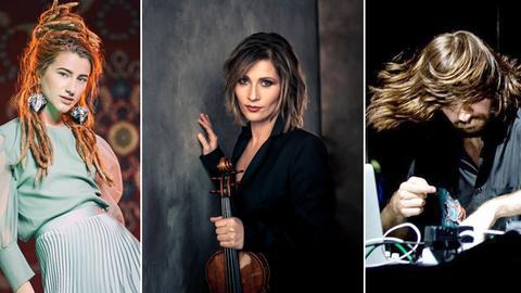 """Ausgewählte Musiker des ARTE-Konzerts """"The Sound of Georgia"""""""