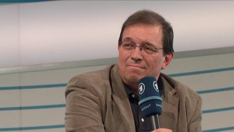 Andreas Eschbach im Gespräch