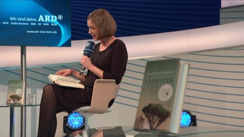 Inger-Maria Mahlke im Gespräch