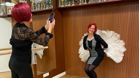 Burlesque-Tanzkurs bei Emma Sass