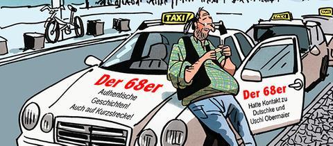 Cartoon von Peter Butschkow