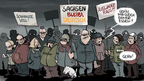 Caricatura Kassel zeigt Cartoons 2015
