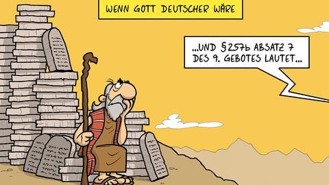 """Ausstellung """"Deutschland dreht durch!"""""""