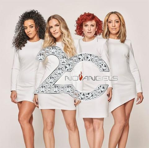 Cover des No Angels Albums 20