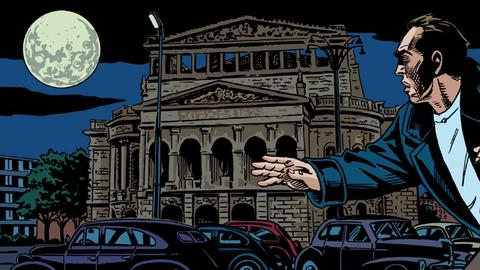 Comic Alte Oper
