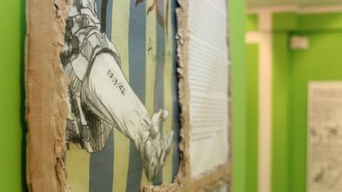 "Ausstellung ""Holocaust im Comic"""