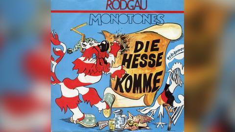 Cover Rodgau Monotones Die Hesse komme, 1984