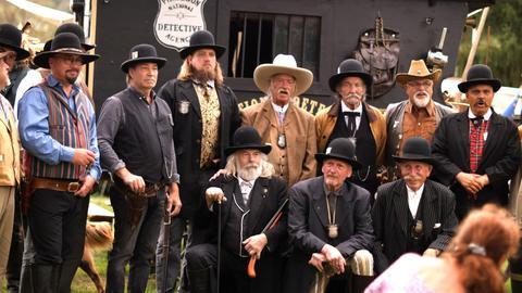 Die Pinkerton (Privatdetektive im Wilden Westen)