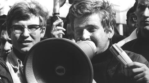 Daniel Cohn-Bendit 1968