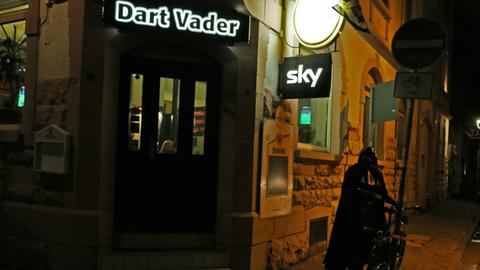 Darth Vader Fahrrad