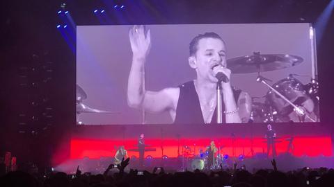 Depeche Mode November 2017 Festhalle
