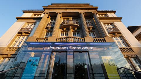 Deutsches Filmmuseum in Frankfurt