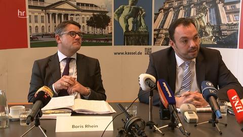 Pressekonferenz zur documenta